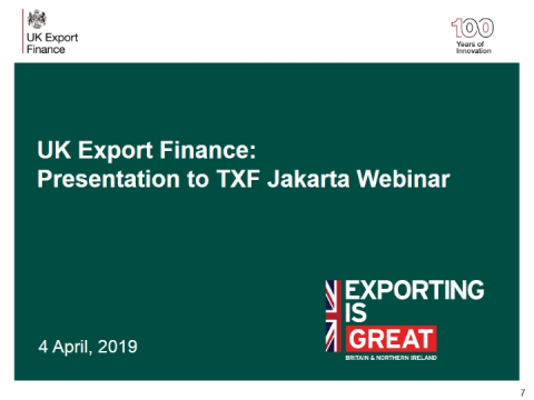 Latest trends in accessing Indonesian markets for exporters