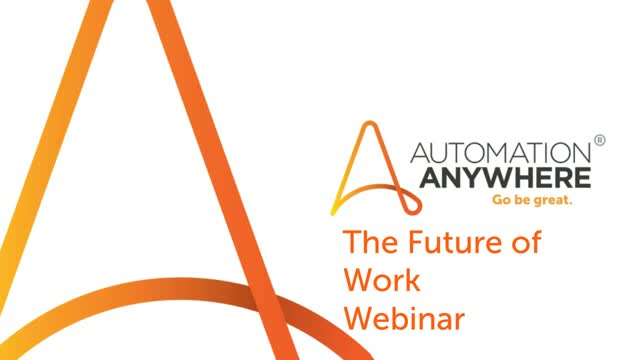 The Future of Work: How RPA, AI and Automation is Transforming the Workplace