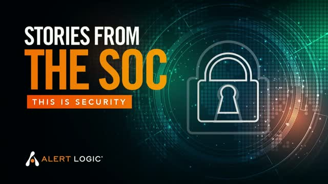 This is Security: Stories from the SOC