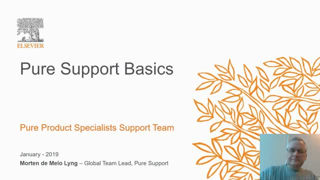 How to Get Support for Pure