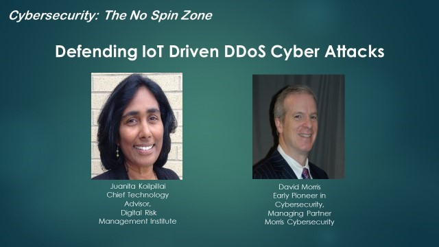 Utilizing a Zero Trust Model to Defend IoT Driven DDoS Cyber Attacks