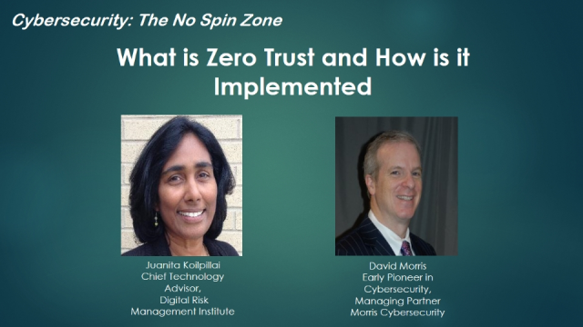 What is Zero Trust and How to Implement it