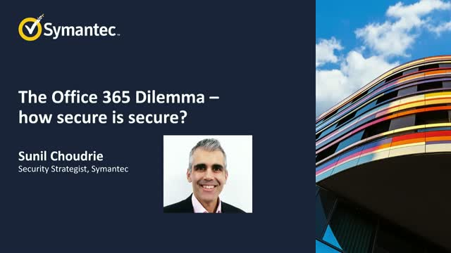 The Office 365 Dilemma – how secure is secure?