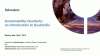 Sustainability Quarterly
