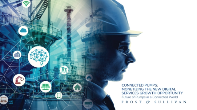 Connected Pumps: Monetizing the New Digital Services Growth Opportunity