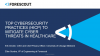 Top Cybersecurity Practices (HICP) to Mitigate Cyber Threats in Healthcare