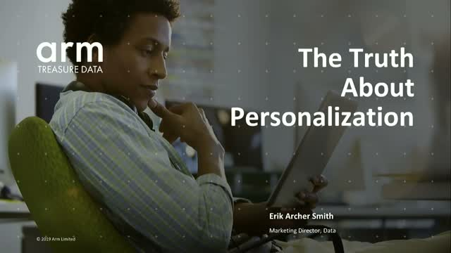 The Truth About Personalization