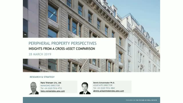 AEW's Peripheral Property Perspective