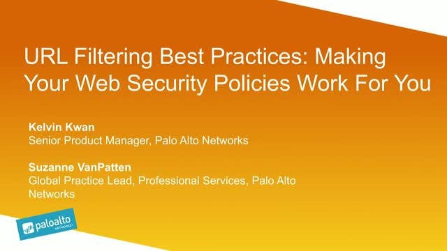 URL Filtering Best Practices: Making Your Web Security Policies Work For You