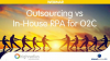 Outsourcing vs In-House RPA for O2C