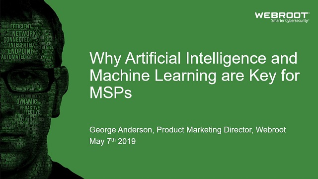 Why Artificial Intelligence and Machine Learning are Key for MSPs