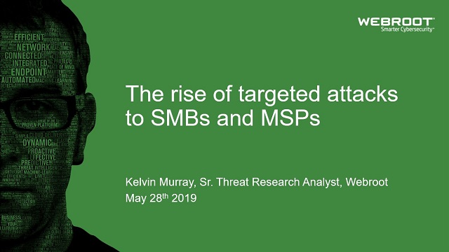 The Rise of Targeted Cyberattacks against SMBs and MSPs