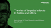 The rise of targeted attacks to SMBs and MSPs