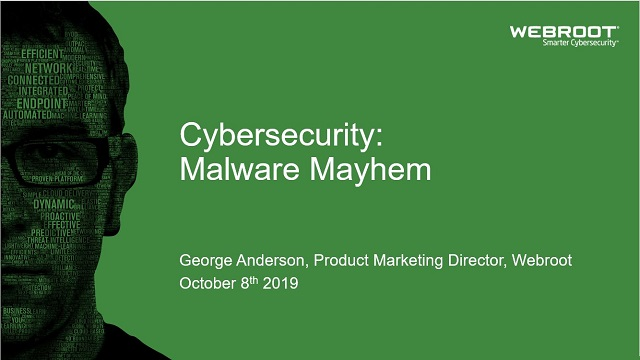 Cybersecurity: Malware Mayhem (EMEA)