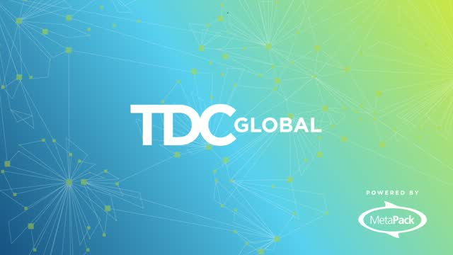 TDC Global - Patrick Wall (MetaPack) - Welcome to TDC Global 2019