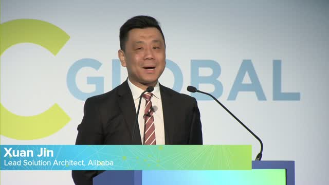 TDC Global - Xuan Jin (Alibaba) - Revisiting the High Street