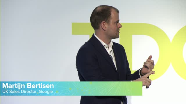 TDC Global - Martijn Bertisen (Google) - Sustainable Growth in an Unstable Time