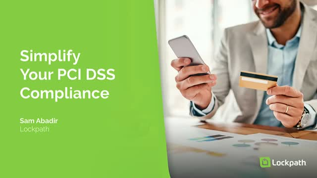 Improve Your PCI DSS Management Effectiveness