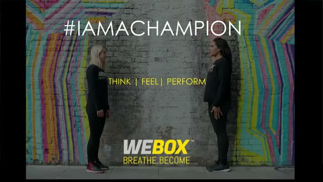 I am a champion:  How to think, feel and perform like one