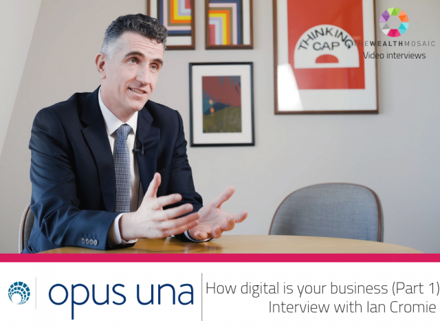 Opus Una: How digital is your business (Part 1)