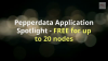 Pepperdata Application Spotlight FREE