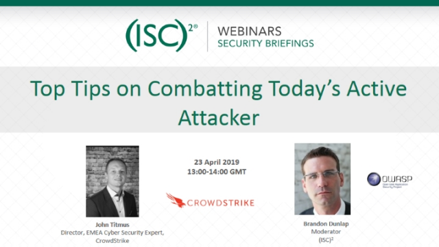 Top Tips on Combatting Today's Active Attacker