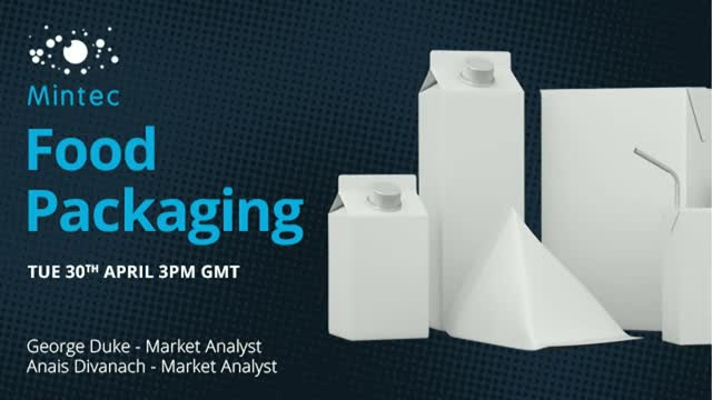 Food Packaging : how price volatility trends can impact your costs.