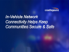 In-Vehicle Network Connectivity Helps Keep Counties Secure & Safe