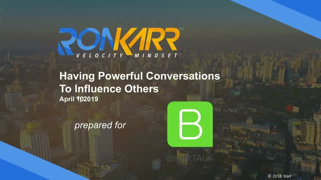 How to Have Powerful Conversations that Influence Others