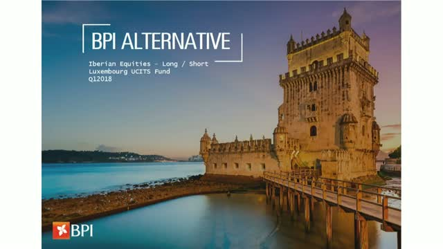 BPI Alternative Fund - Iberian Equities Long-short 1st Quarter 2019