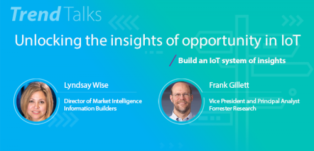 Trend Talks: Unlocking the insights of opportunity in IoT