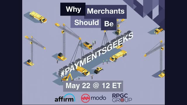 Why Merchants Should be #PaymentsGeeks:Build and Maintaining your Payments Stack
