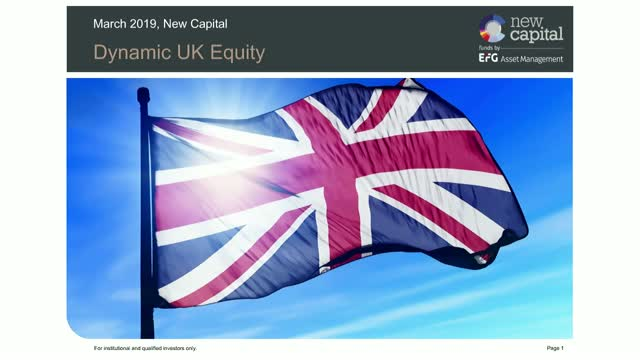 Quarterly Update - Dynamic UK Equity