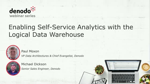 Enabling Self-Service Analytics with Logical Data Warehouse (APAC)