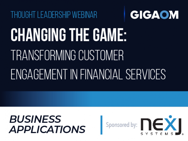 Changing the Game: Transforming Customer Engagement in Financial Services