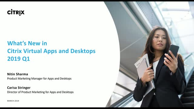 What's new in Citrix Virtual Apps and Desktops