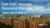 What's New with Dell EMC Storage Resource Manager (SRM)