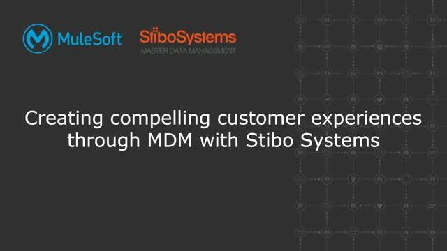 Creating compelling customer experiences through MDM with Stibo Systems