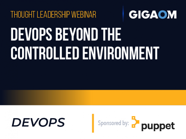DevOps Beyond the Controlled Environment