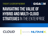 Navigating the Value of Hybrid and Multi-Cloud Strategies in the Enterprise