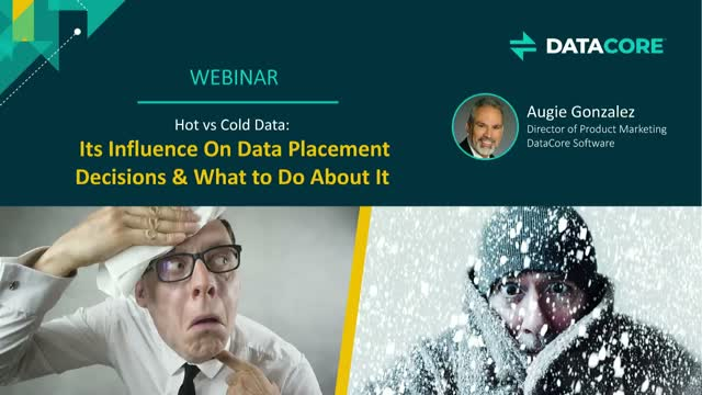 Hot vs Cold Data: Its Influence On Data Placement Decision & What to Do About It