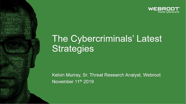 Today's Threat Landscape: Reviewing Cybercriminals' Latest Tactics (EMEA)