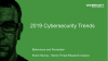 2019 Cybersecurity Trends (EMEA)