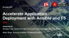 How to Accelerate Application Deployment