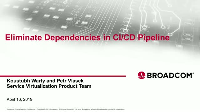Eliminate test environment dependencies in your CI/CD pipeline