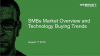 SMBs Market Overview and Technology Buying Trends (EMEA)