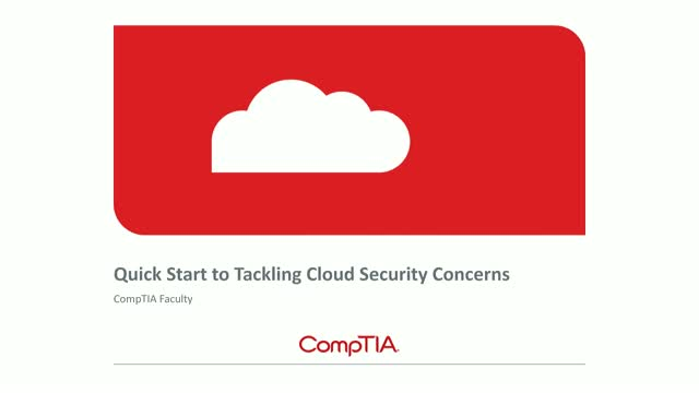 MSP's Top Cloud Security Concerns and How to Tackle Them (EMEA)