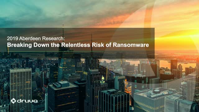 How to Reduce Ransomware Risk