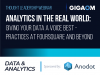 Autonomous Analytics in the real world: Giving Your Data a Voice