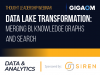 Data Lake Transformation: Merging BI, Knowledge Graphs and Search